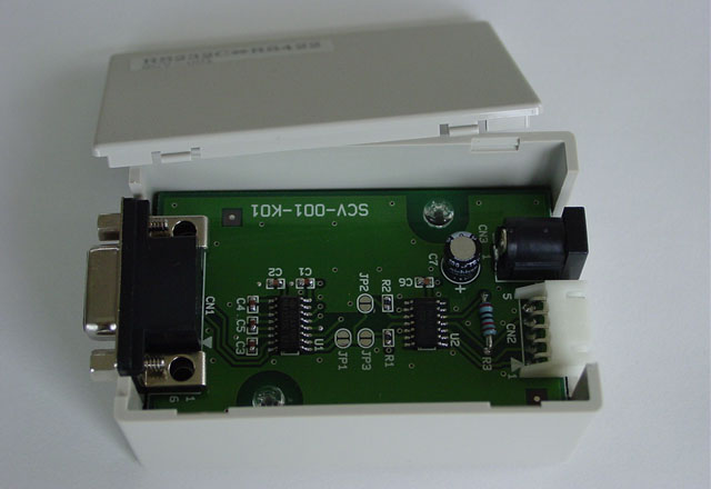RS232C-RS422変換器